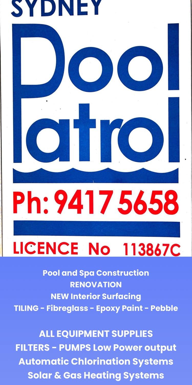 Sydney Pool Patrol Pty Ltd