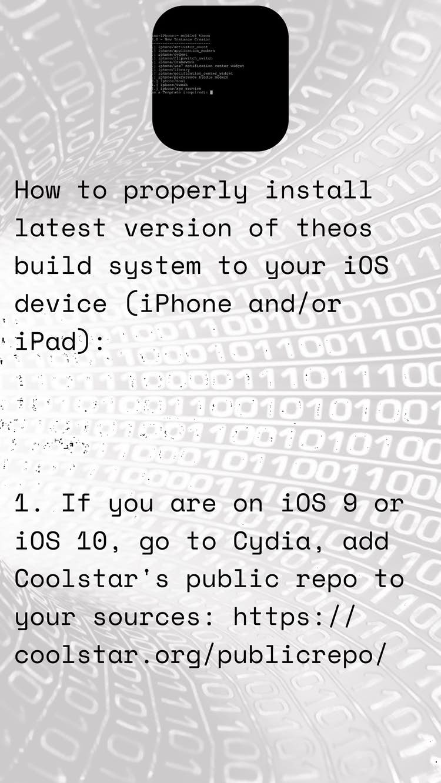 install_theos - midkin