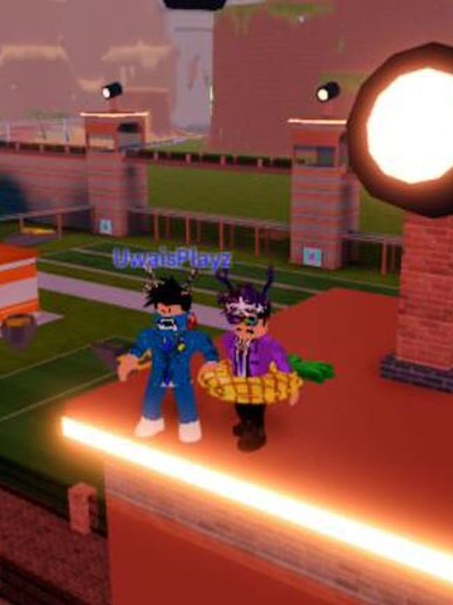 Roblox Dance Party